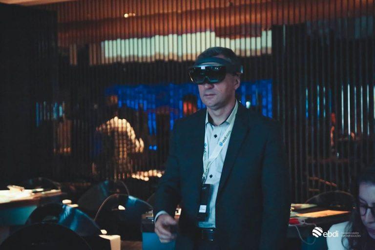 Experiência com VR