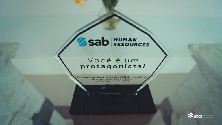 Premiação - Human Resources SAB