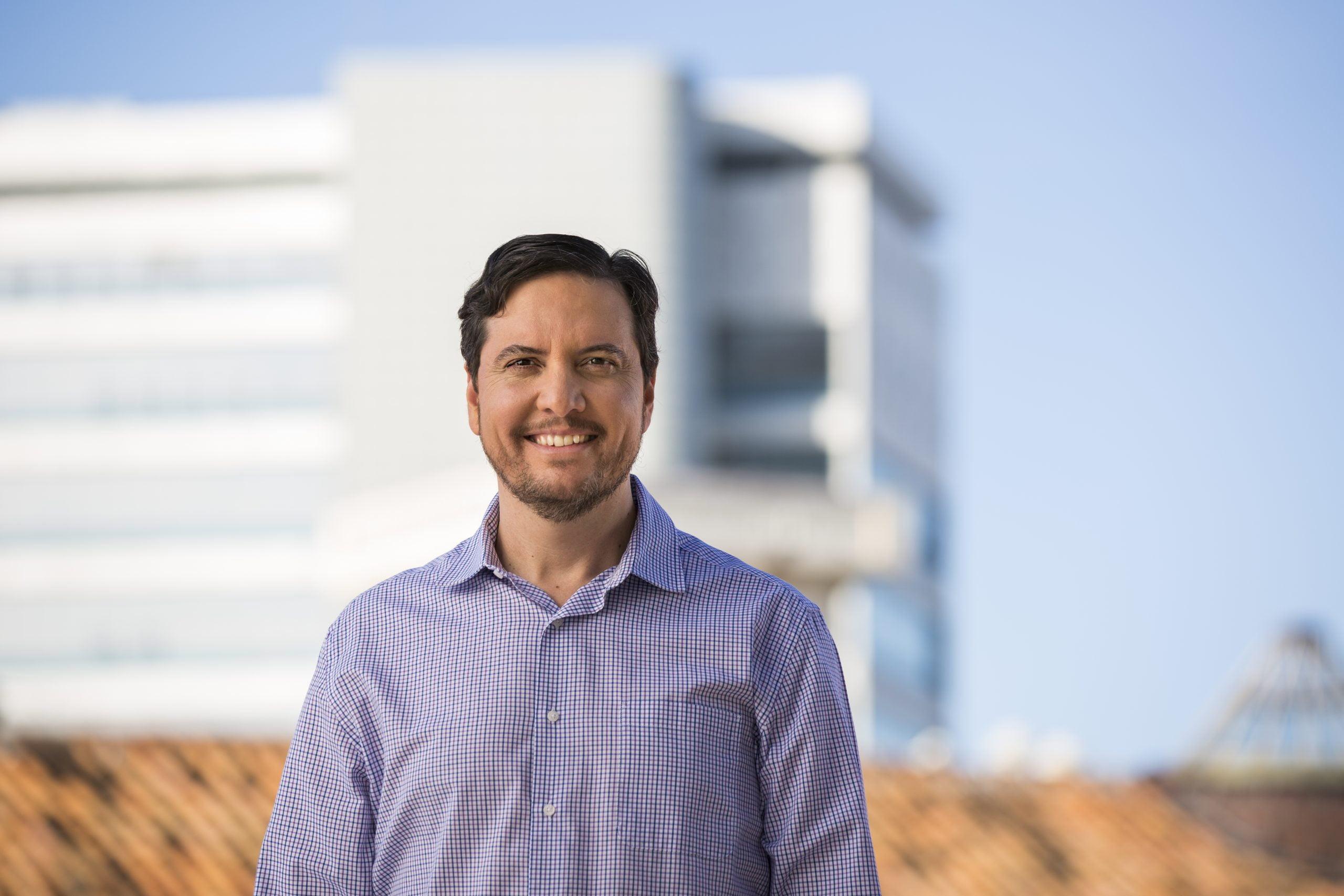 Domingos Monteiro - Fundador e CEO