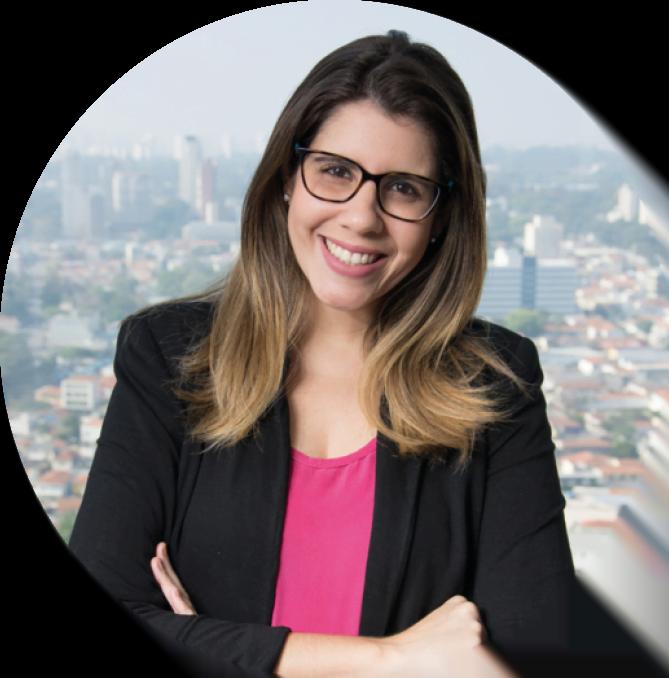 Luciana Carvalho   Diretora de Recursos Humanos