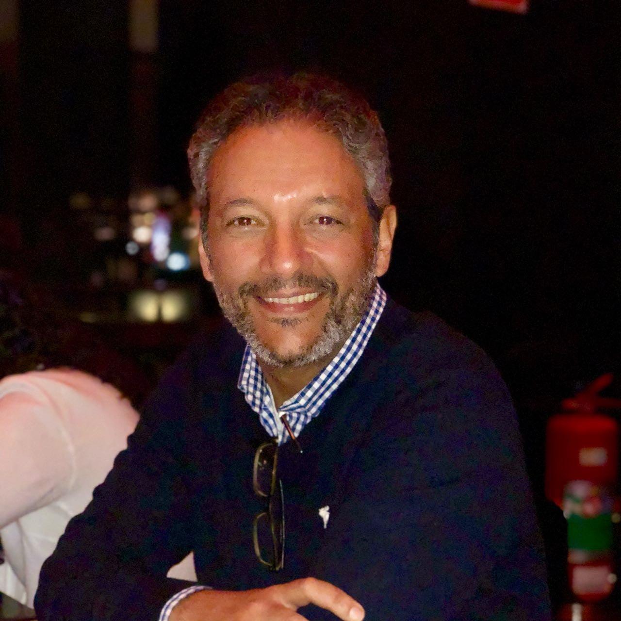 Luiz Cláudio - Fundador e Diretor