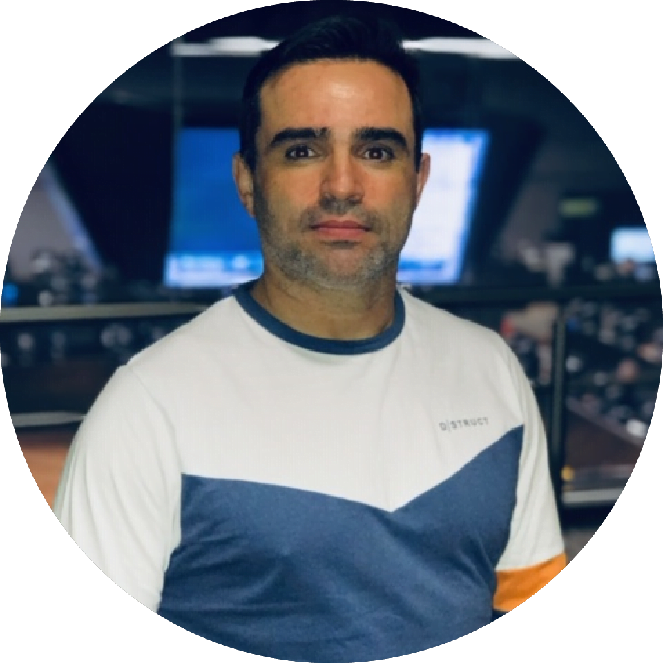 João Roberto Magalhães - Gerente de Canais Digitais
