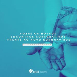 POSICIONAMENTO EBDI FRENTE AO COVID – 19