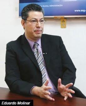 Eduardo Molinar - Gerente de Soluciones Emp. (LATAM)