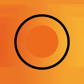 um símbolo de engrenagem para representar e ilutrar o site do industry tech innovation