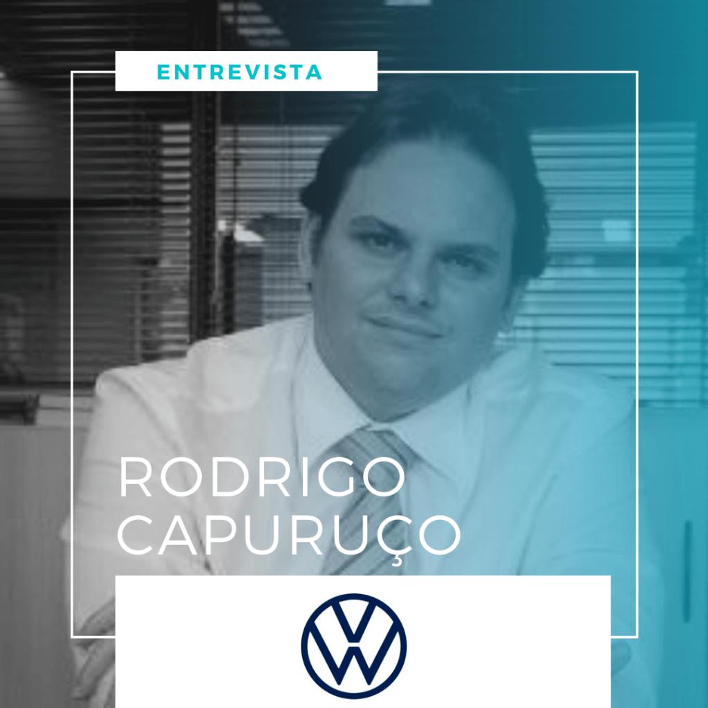 entrevista com Rodrigo Capuruço, Volkswagen