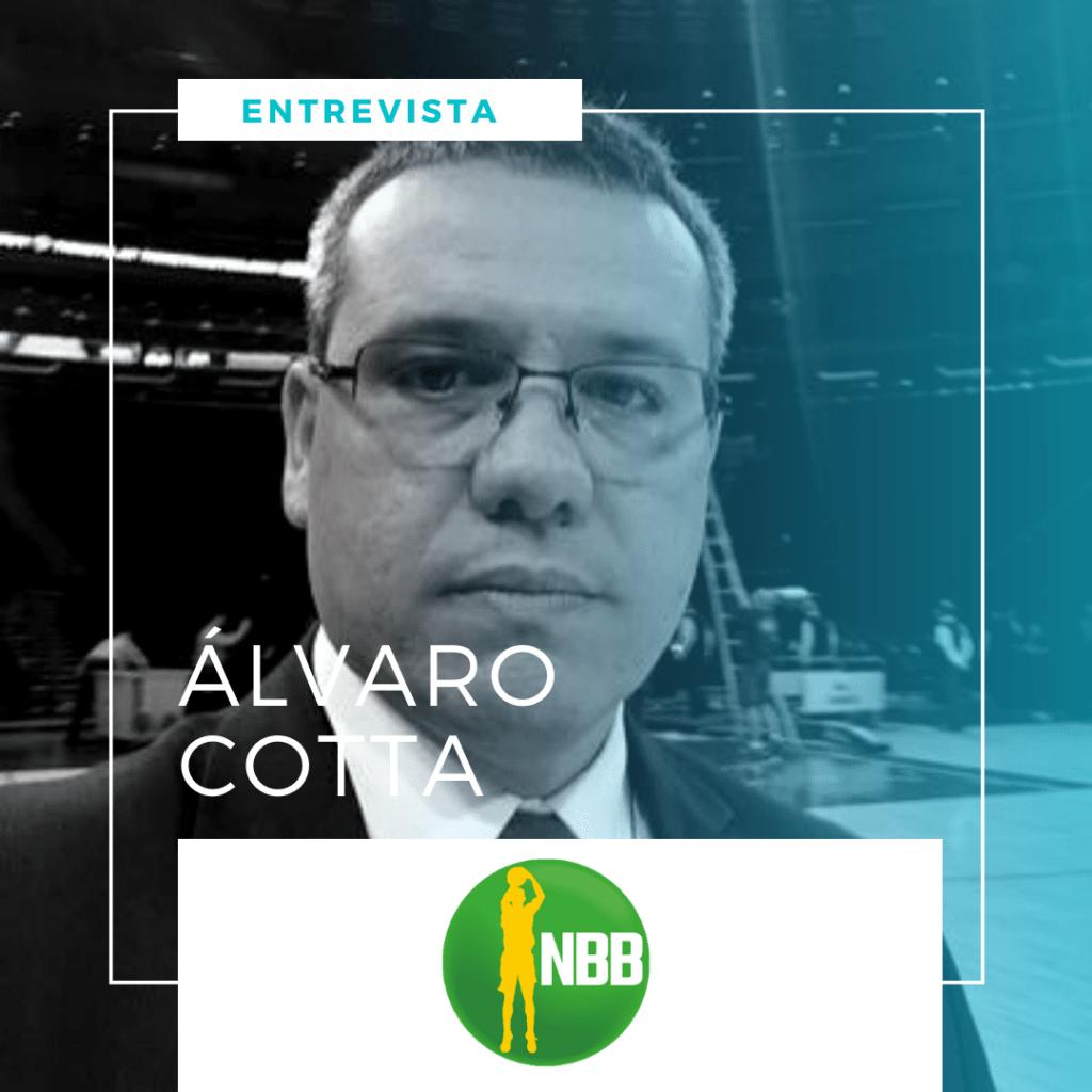 Entrevista com Álvaro Cotta