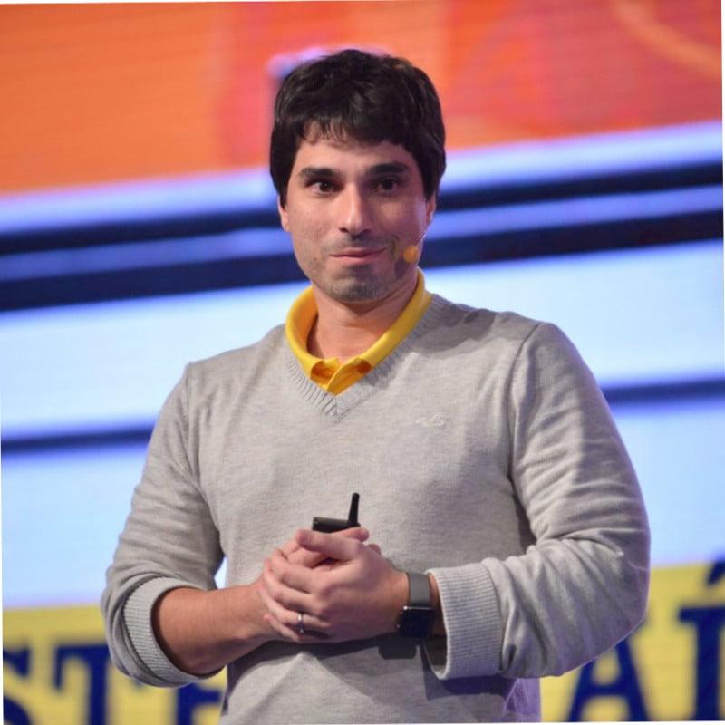 Rafael Salomão - Gerente de Relacionamento e Inovação Corporativa